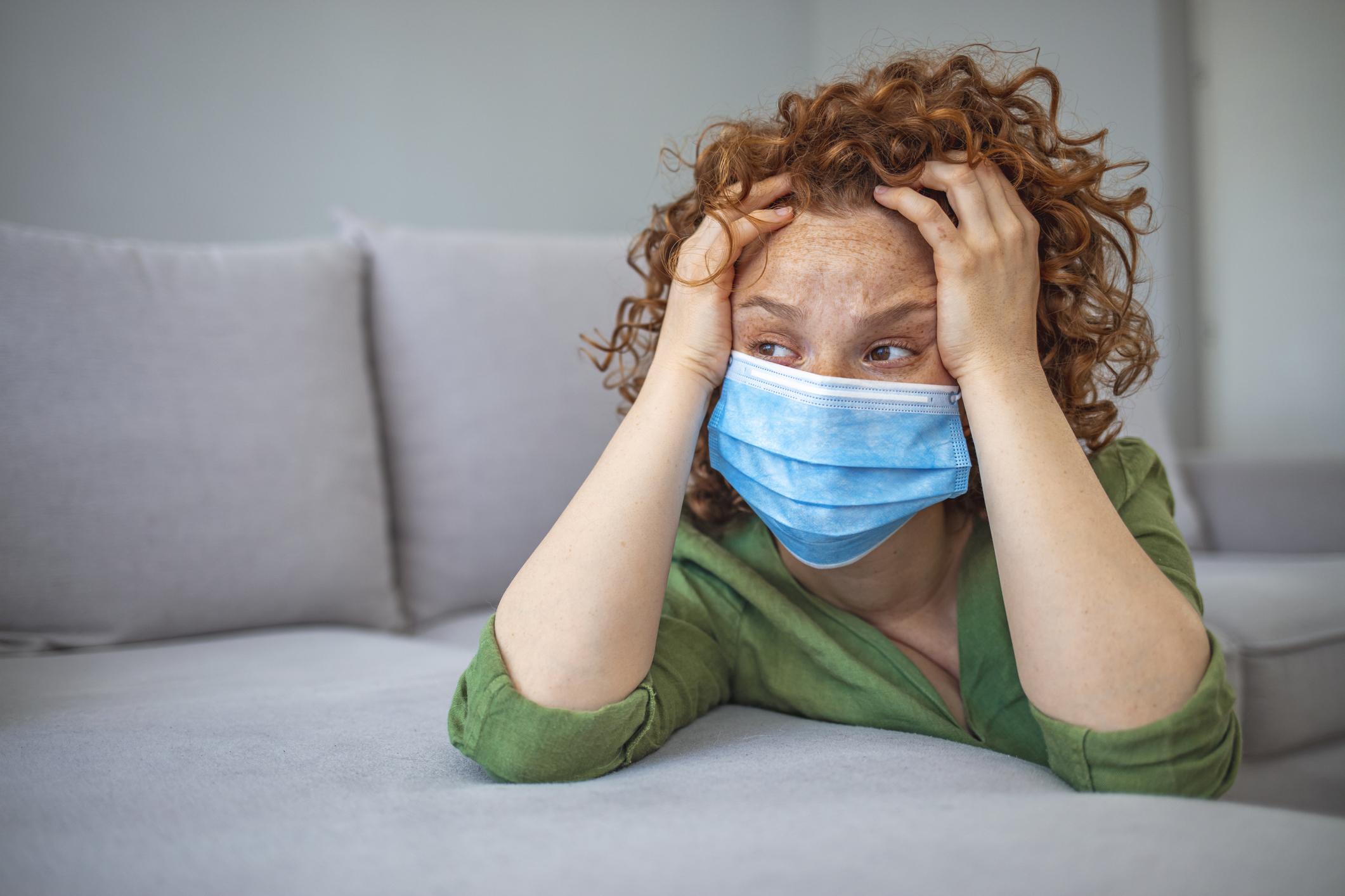 Tips para cuidar la salud mental en tiempos de pandemia y paro nacional