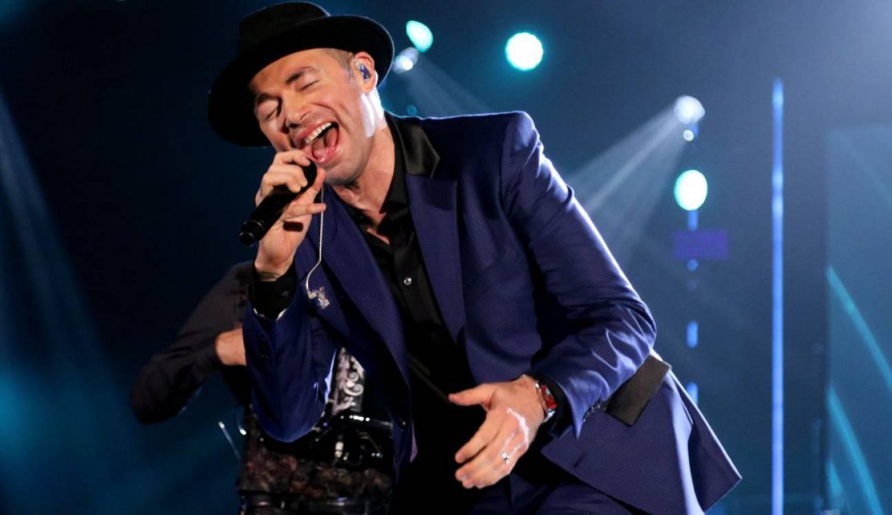 """Santiago Cruz sorprendió al jurado del 'Factor X' con la interpretación de """"Tiempos mejores"""""""