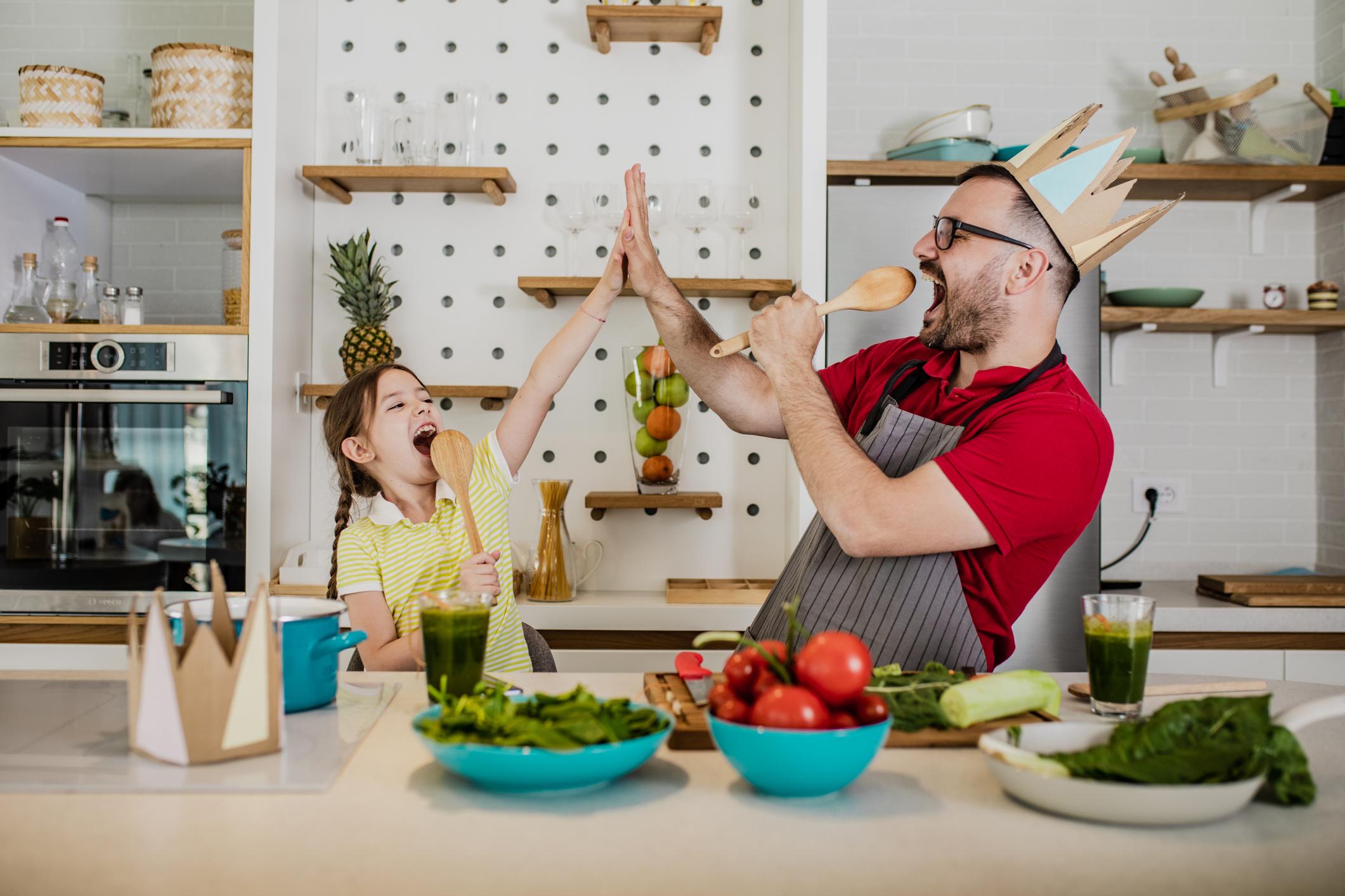 Actividades para celebrar el Día del Padre en casa