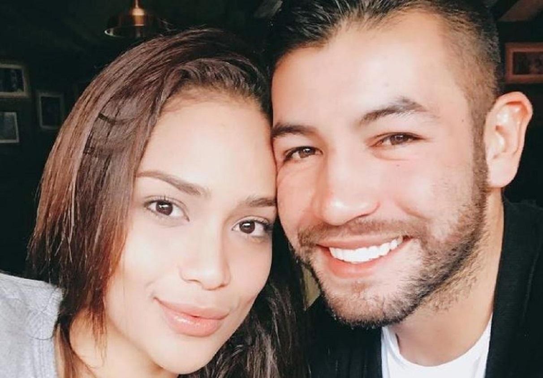 Andrea Tovar se casó con Julián Guillermo Rojas en sencilla ceremonia