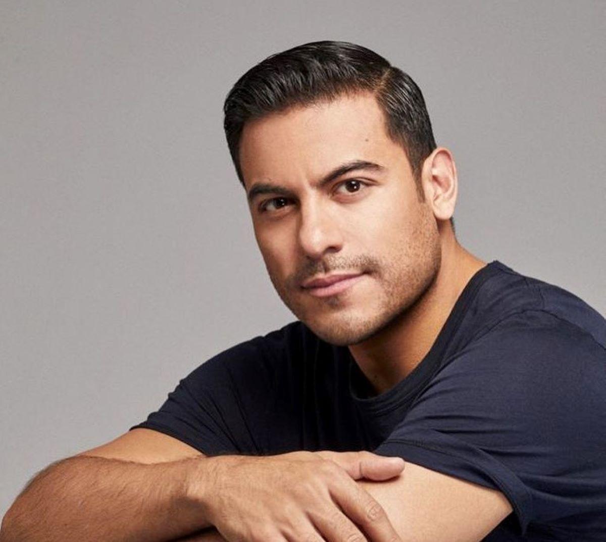 Carlos Rivera enloqueció a sus fans con un video bailando
