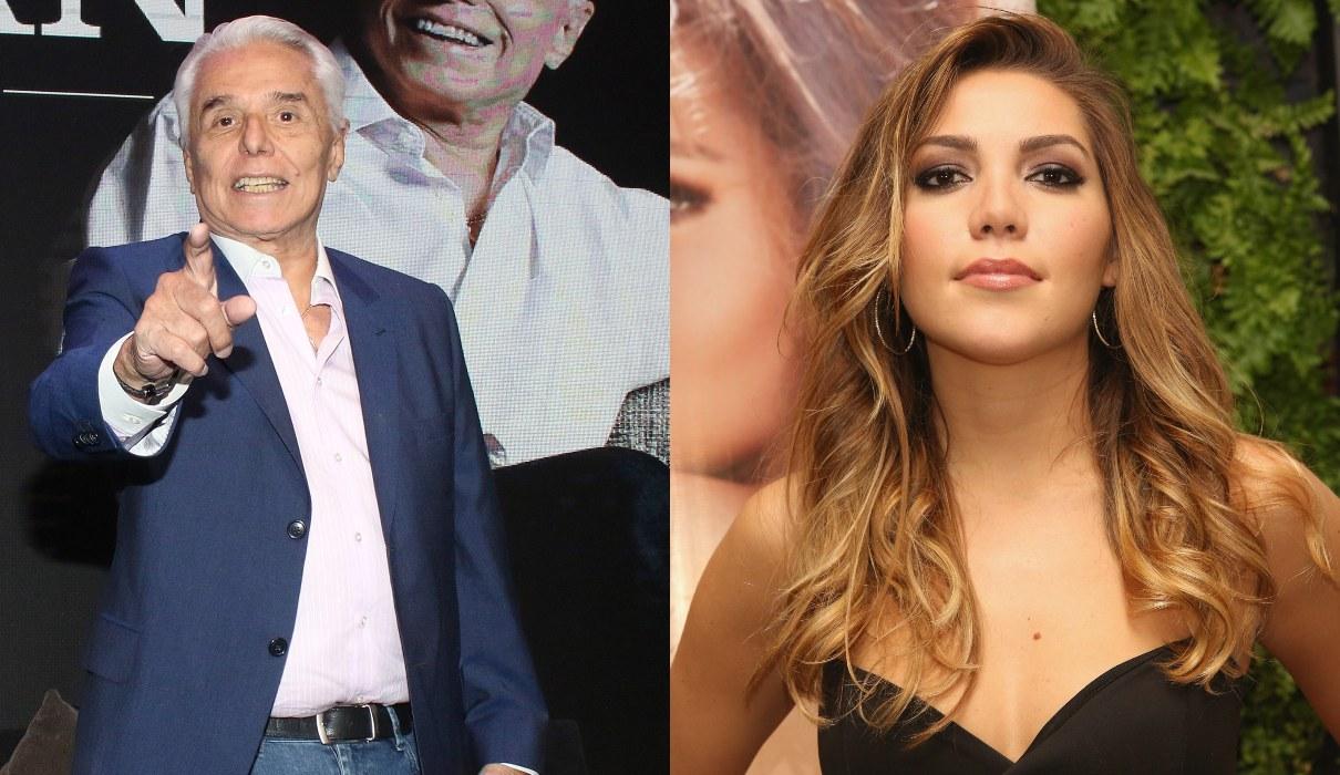 Frida Sofía reveló que Enrique Guzmán le ofreció dinero evitar el escándalo