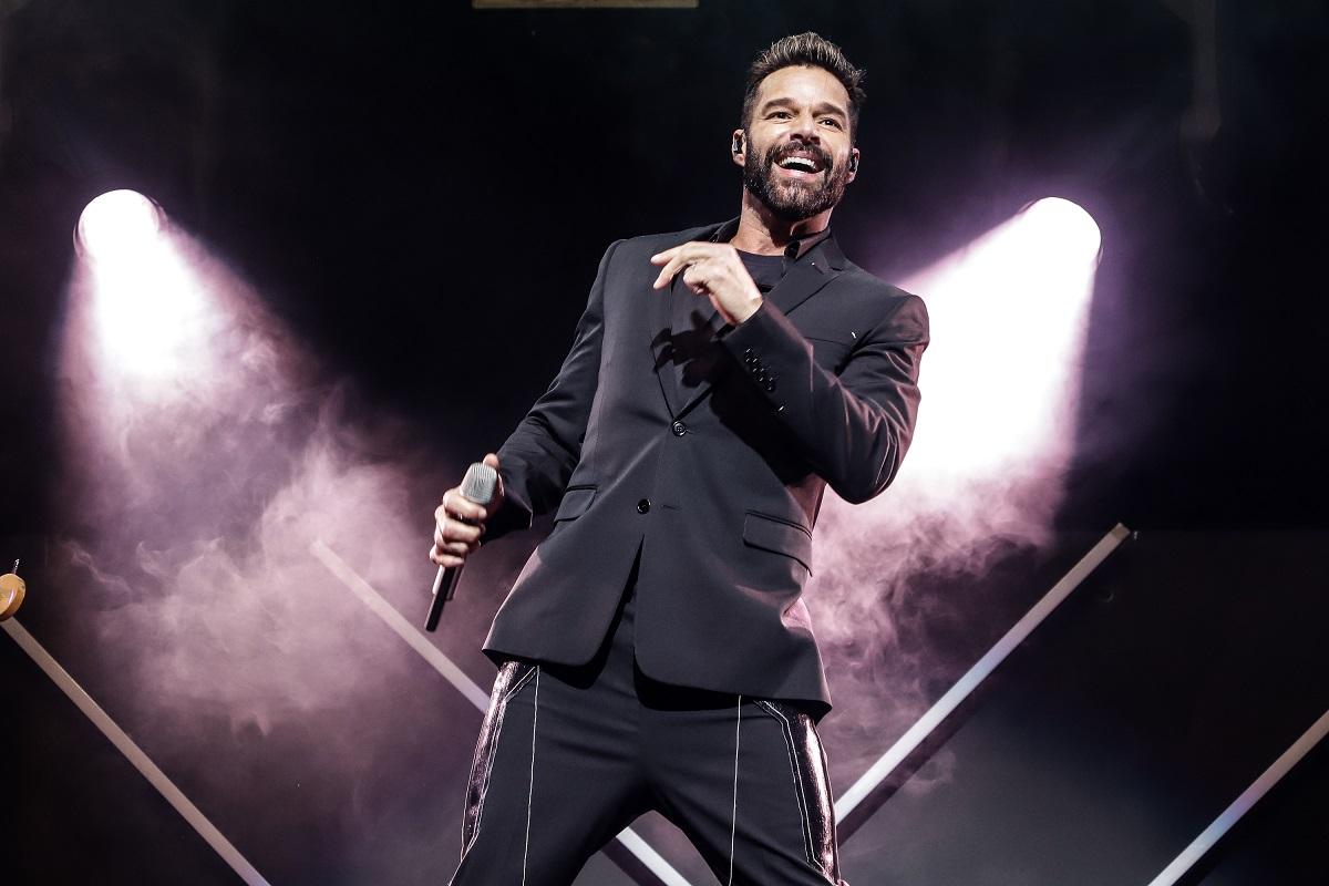 Ricky Martin emocionó a sus fans al compartir algunos momentos con su familia