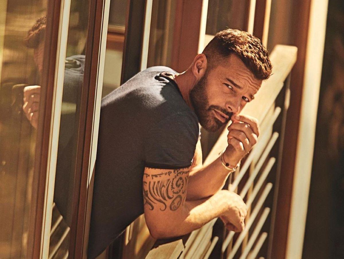 Ricky Martin confesó que a su hija de dos años no le gusta que él cante