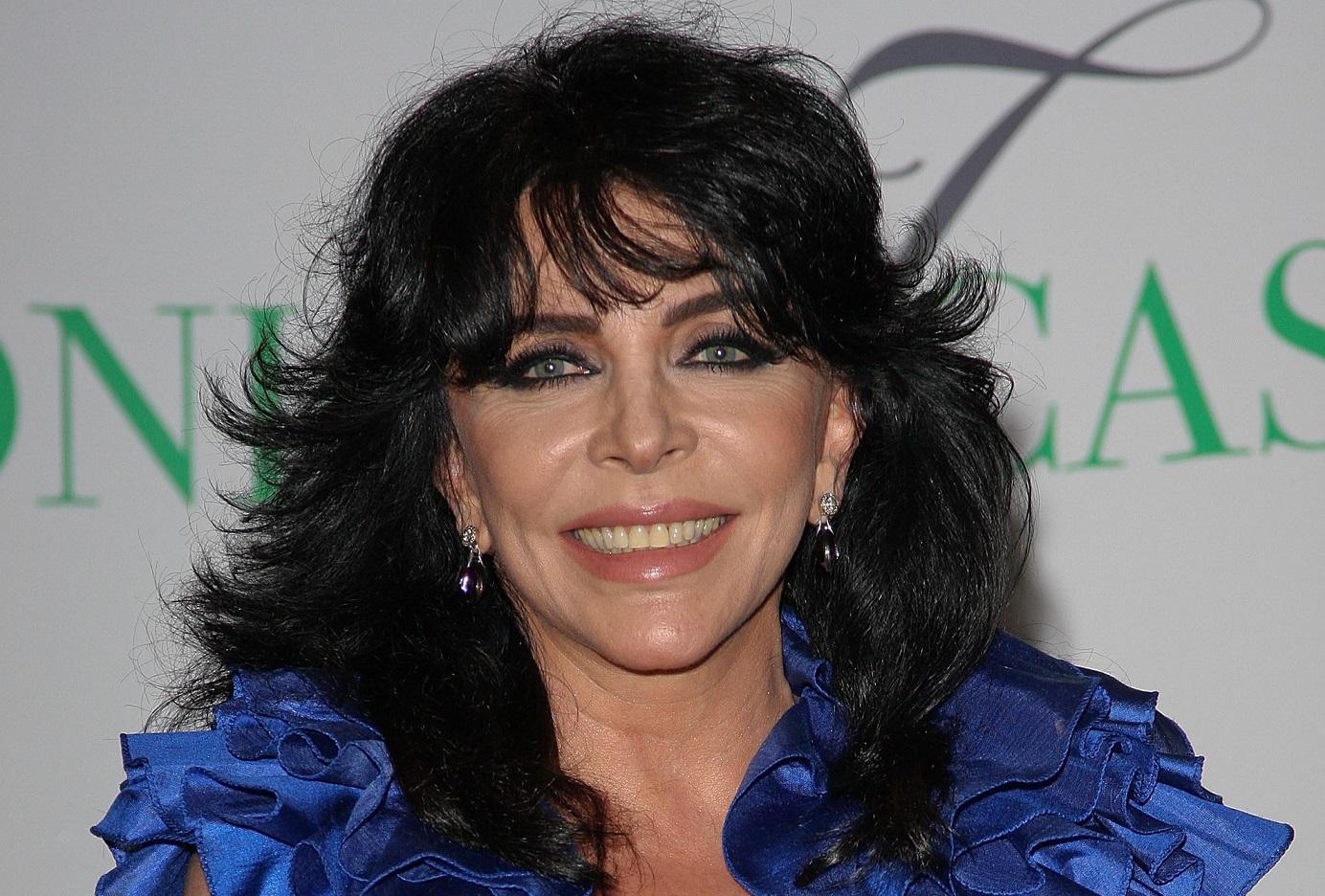 Verónica Castro reapareció en redes y sorprendió a sus fans por su aspecto físico