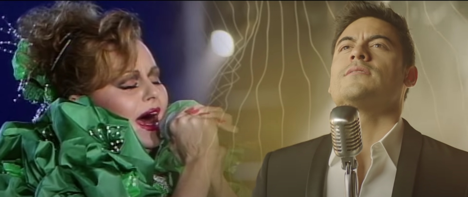 Carlos Rivera y Rocío Dúrcal Amor Eterno