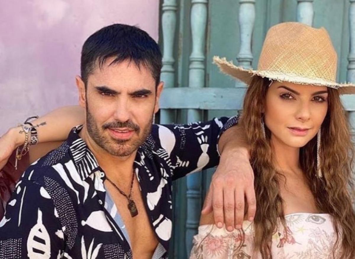 Carolina Cruz y Lincoln Palomeque rumores de separación
