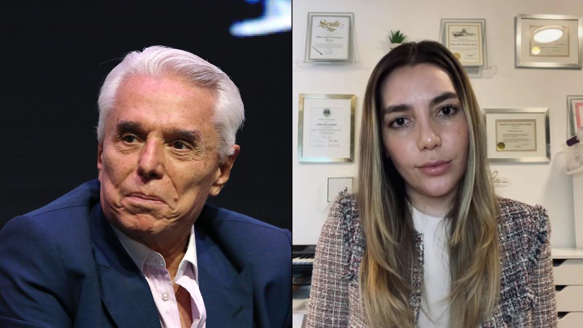 Enrique Guzmán pleito legal con Frida Sofía