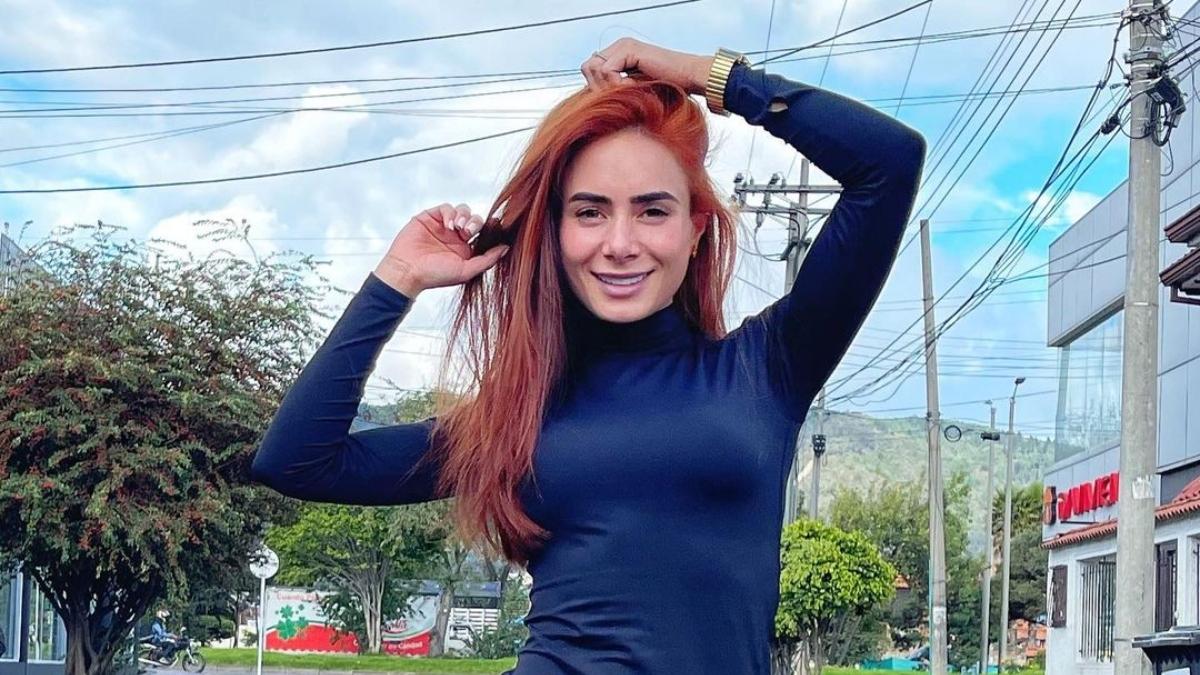 """""""Muy vulgar"""", le dicen a Johanna Fadul por sugestivas fotos sin ropa"""