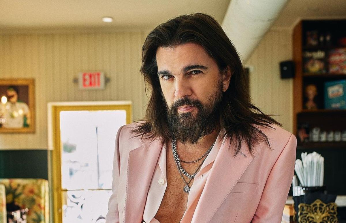 Juanes regresa a los escenarios con 'Origen Tour'