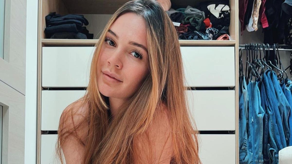 Lina Tejeiro video en bikini