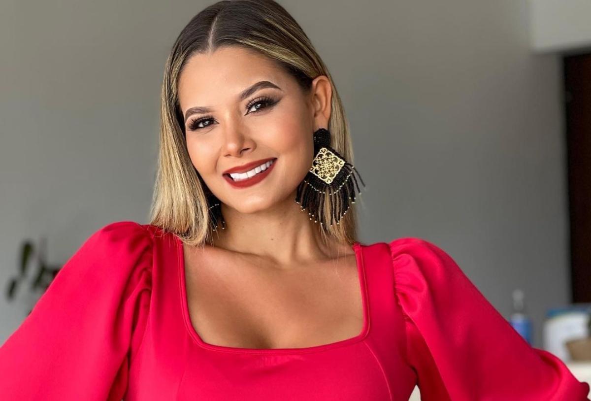 Melissa Martínez drástico cambio físico