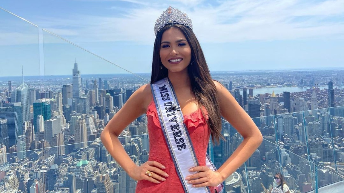 Miss Universo, Andrea Meza, supuestamente se operó