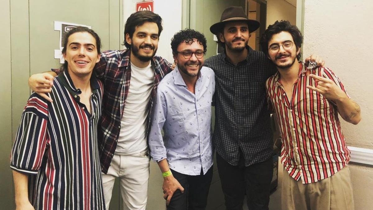 'Mi Pesadilla', el nuevo tema de Morat con Andrés Cepeda