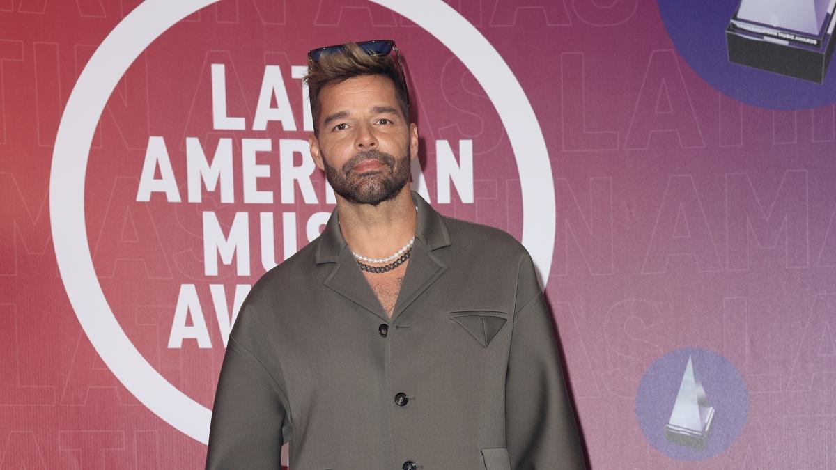 Ricky Martin secretos para cuidar la piel