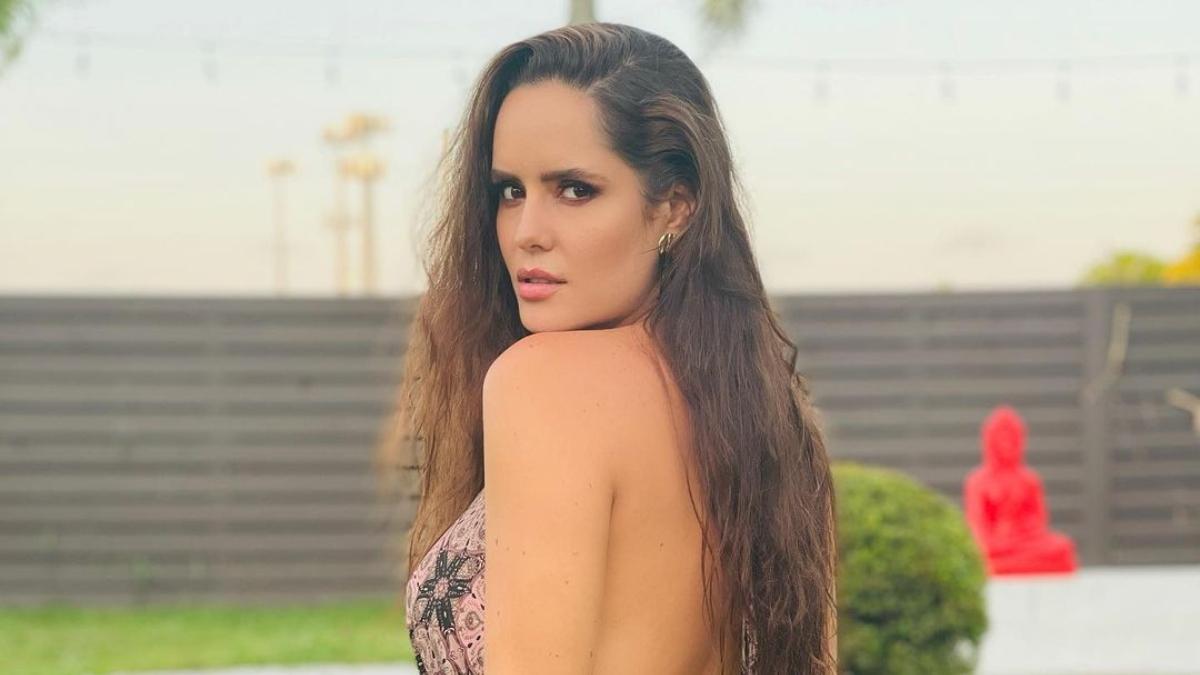 Ana Lucía Domínguez atrevidas fotos