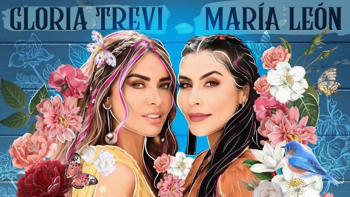 Gloria Trevi y María León