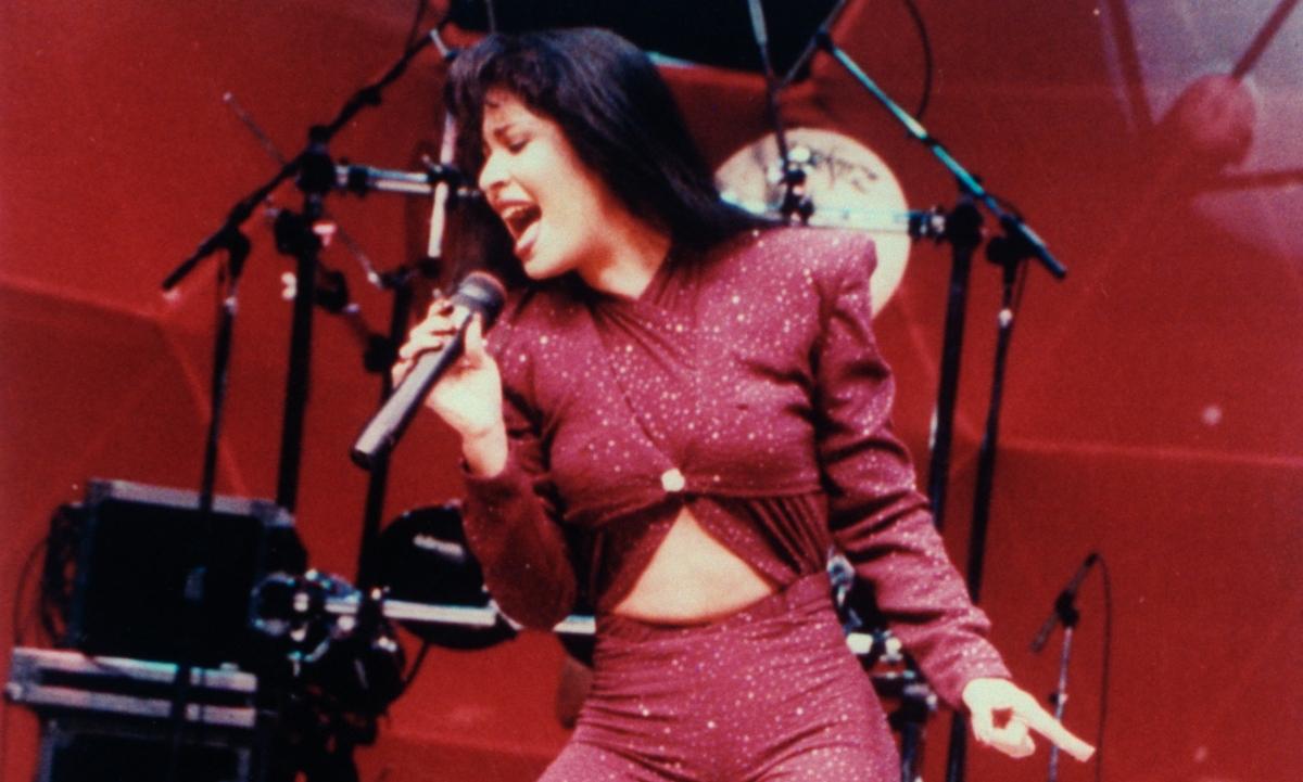 Selena Quintanilla último concierto