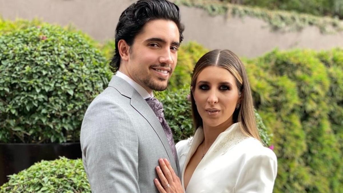 Alex Fernández será papá