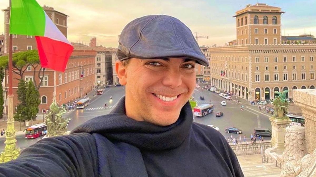 Cristian Castro interpretará canciones del papa Francisco