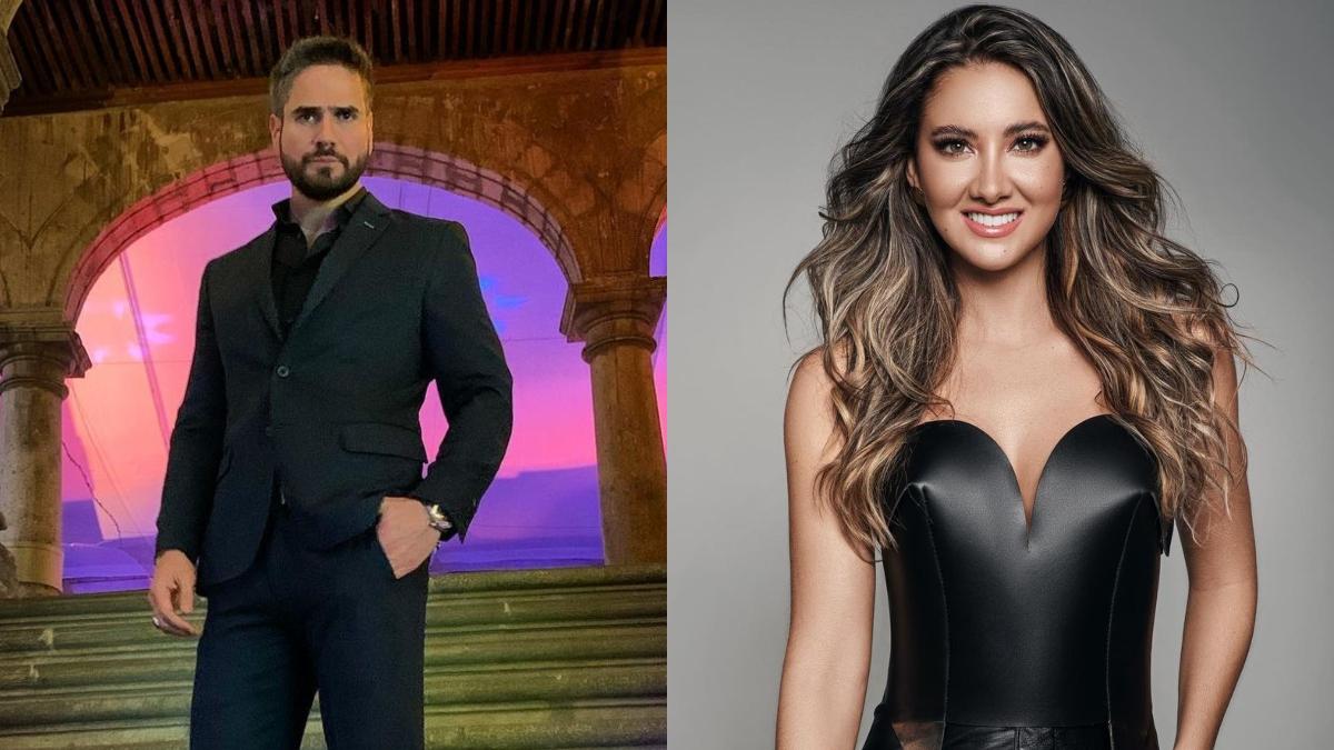 Daniel Arenas confirma noviazgo con Daniella Álvarez