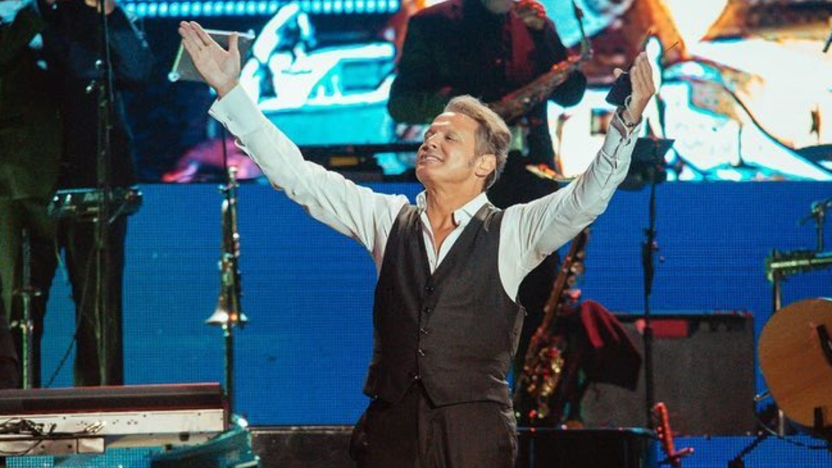 Maluma confesó ser fan de Luis Miguel