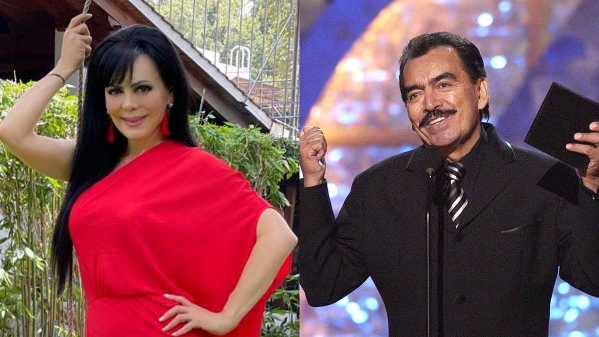 Maribel Guardia recuerda infidelidad de Joan Sebastian