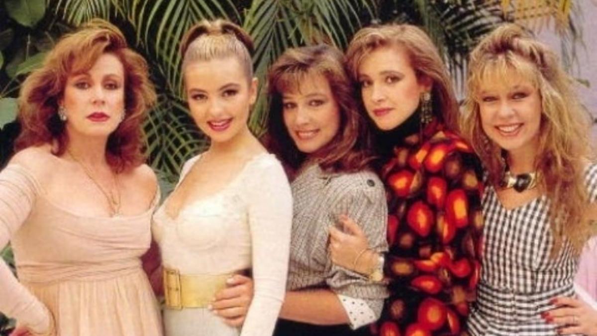 Thalía y sus hermanas