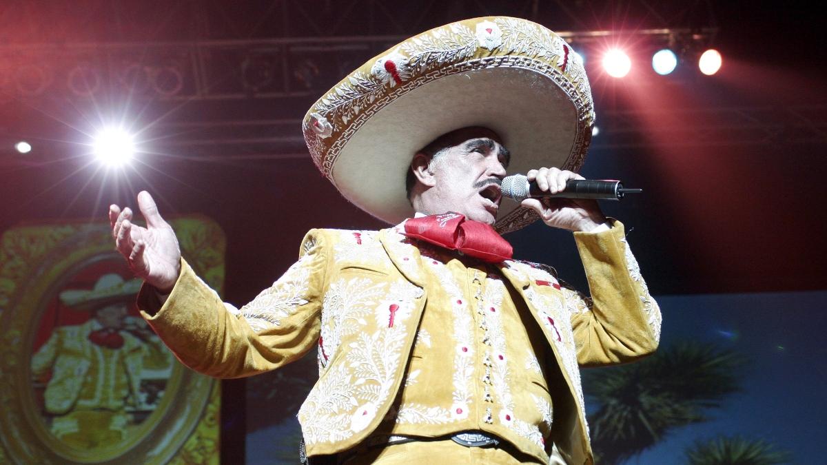 Vicente Fernández canción el día que muera